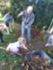 hrabání senioři s dětmi - bonagrant 2019