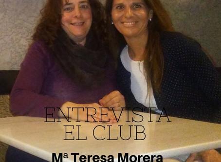 ENTREVISTA A Mª TERESA MORERA.