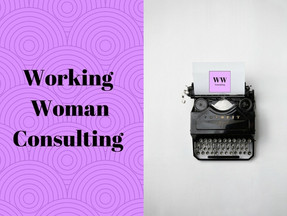 BIENVENIDA A WORKING WOMAN CONSULTING.
