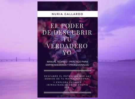 VIDEO PRESENTACIÓN DEL LIBRO EL PODER DE DESCUBRIR TU VERDADERO YO.