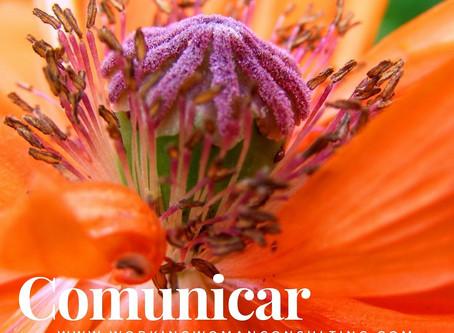 ACCIONES EN POSITIVO: COMUNICAR.