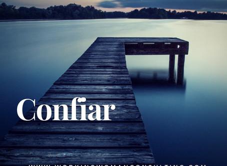 ACCIONES EN POSITIVO: CONFIAR.