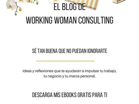EL BLOG DE WORKING WOMAN CONSULTING.