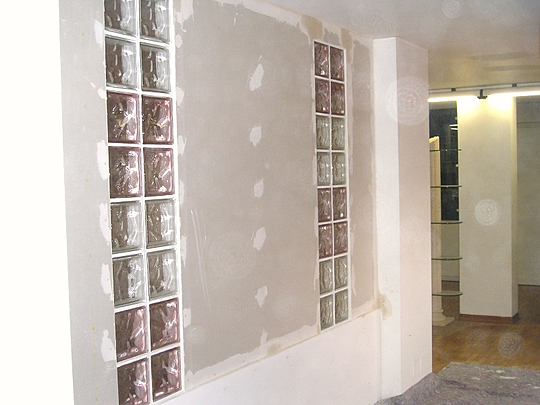 Cartongesso Vetrocemento: Soggiorno pareti soggiorno in cartongesso parete di cartongesso ...