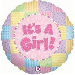 It's a Girl! - 18 Inch