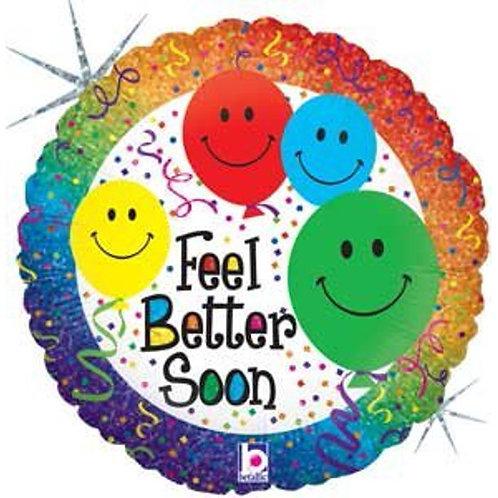 Feel Better Soon - 18 Inch