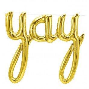 Yay - Gold