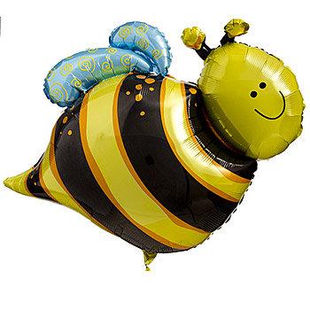 Bee Balloon - 25 Inch