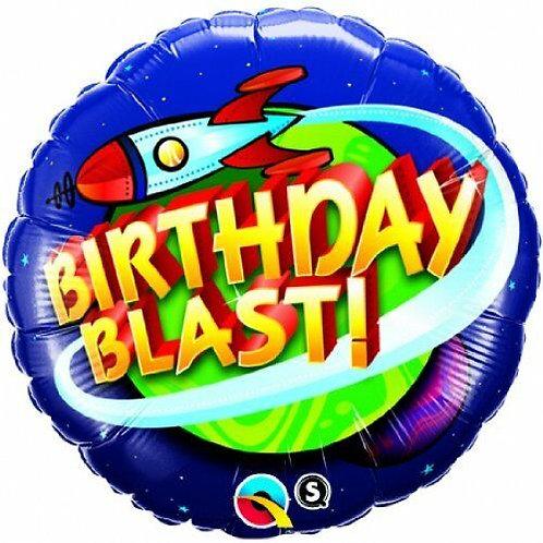 Birthday Blast - 18 inch