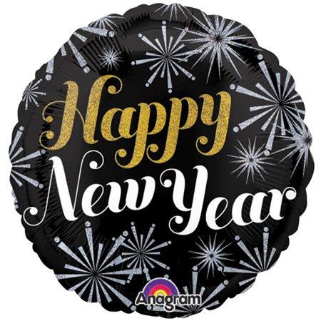 Happy New Year - 18inch