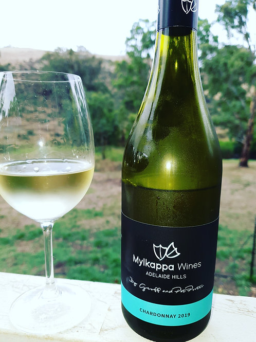Mylkappa Chardonnay 2019 single bottle