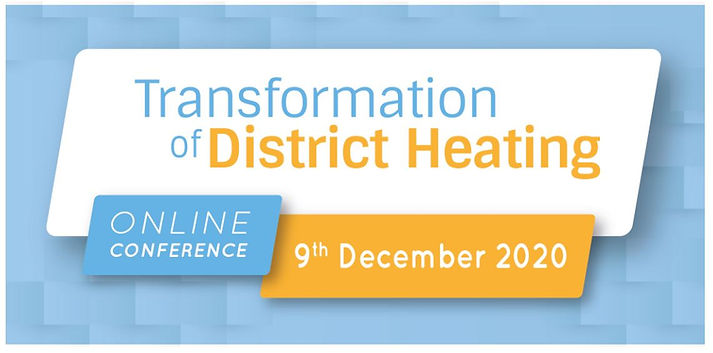 International conference Transformation of District Heating