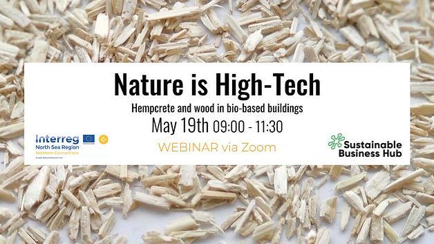 Webinar // Hempcrete and wood in bio-based buildings