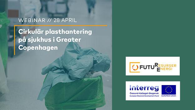 Cirkulär plasthantering på sjukhus i Greater Copenhagen