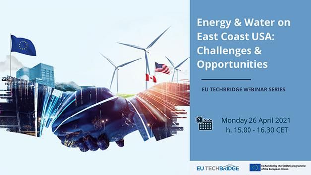 Energy & Water on East Coast USA
