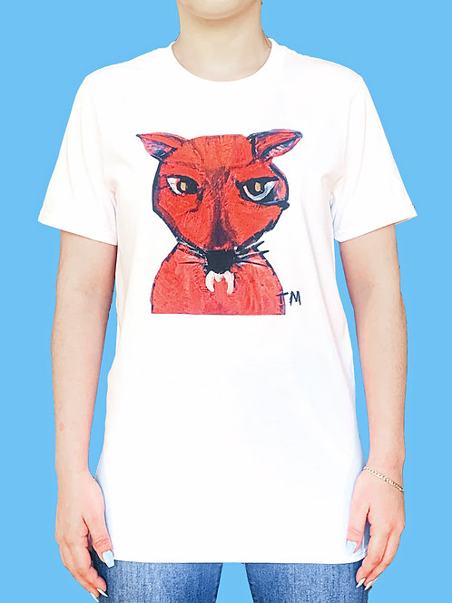 Foxy Tee by Tallulah McCord