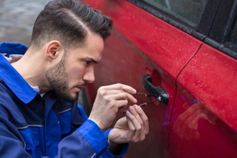 locked-out-car-door-unlocking