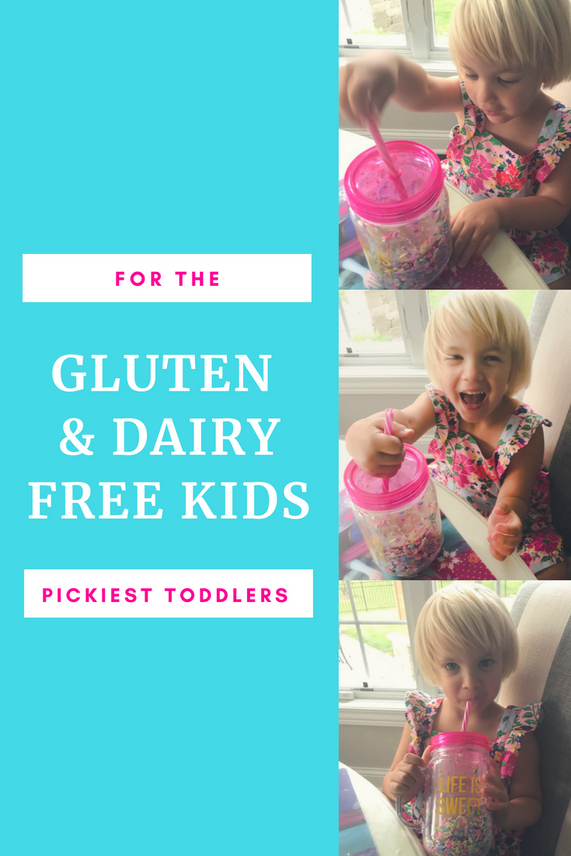 Gluten & Dairy Free For The Pickiest Kiddos