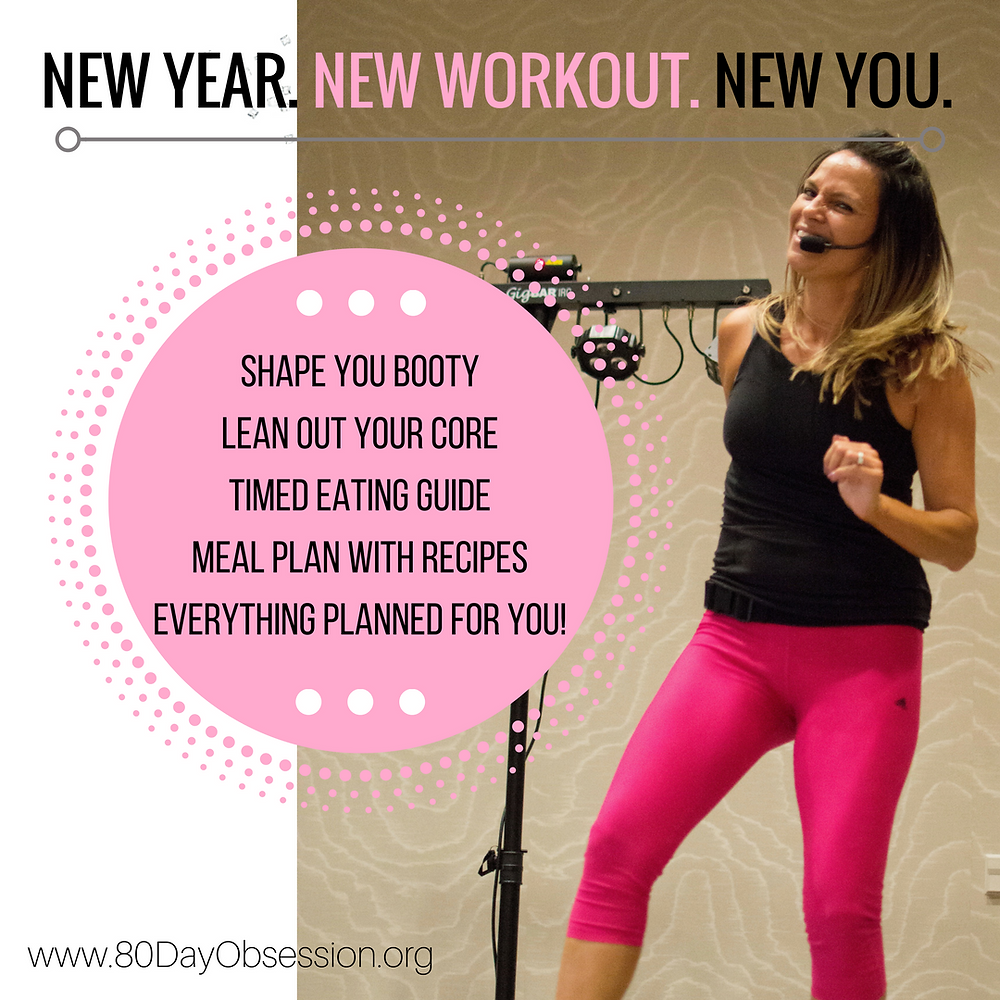 Click on the Image to Join My January Group!
