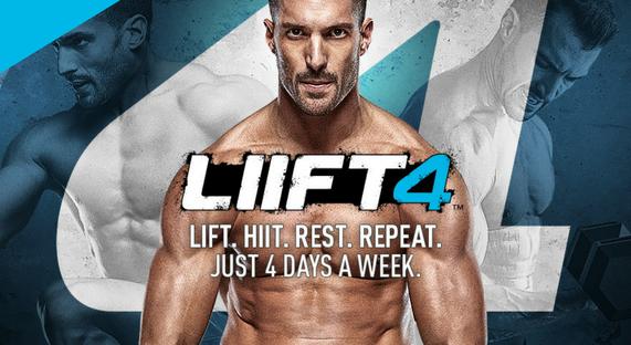 30 minutes, 4 days a week workout plan