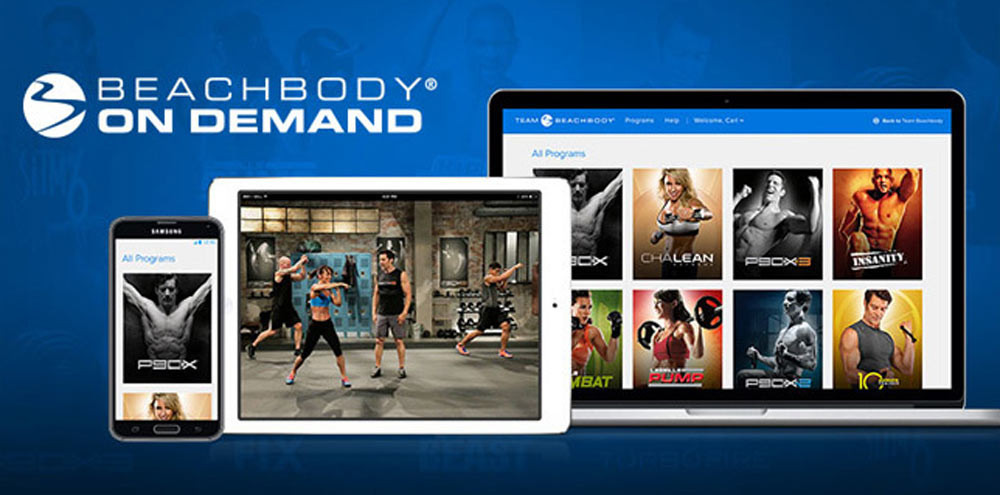 beachbody on demand stream your workouts on any mobile device