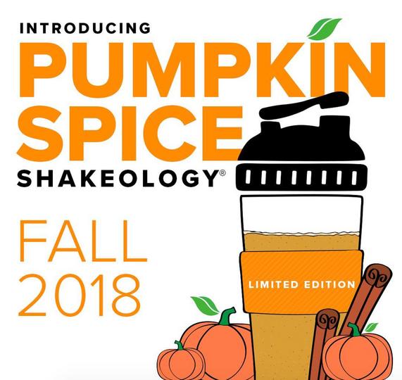 Guilt Free Pumpkin Spice!