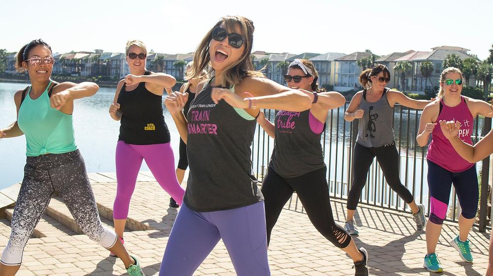 Kristina Sullins Beachbody Coacha and Fitness Instructor
