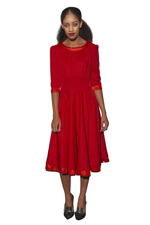 Adrienne Midi Dress