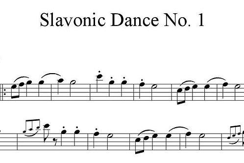 Slavonic Dance No.1
