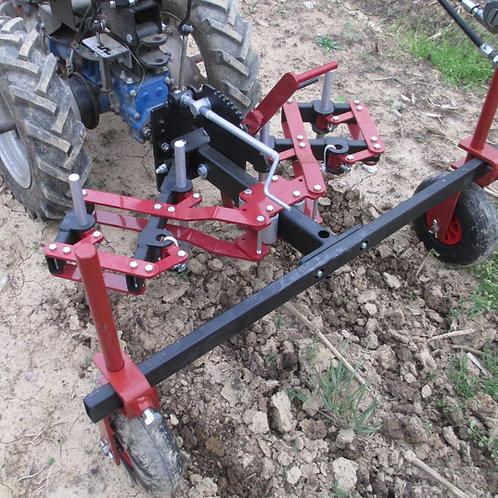 Adjustable-Frame Cultivator