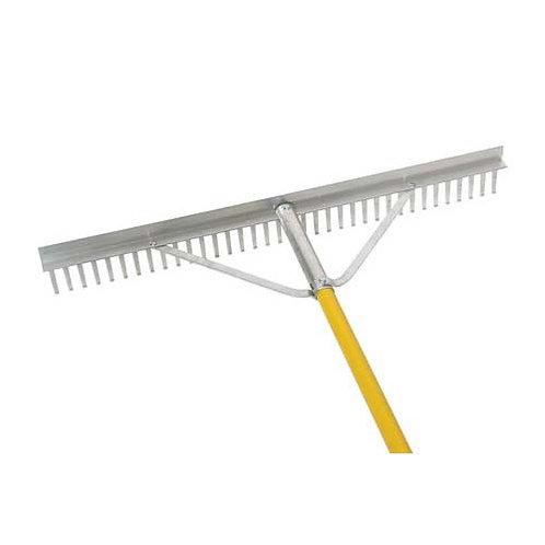 "54886— 30"" Aluminum Hay/Seedbed Rake"