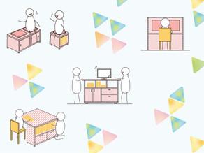 保育家具の企画・製造 保育施設向け家具