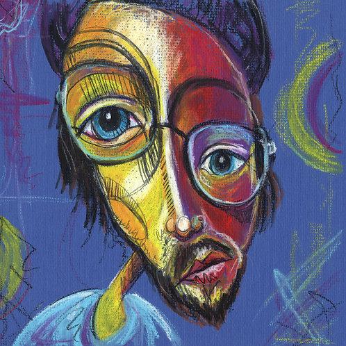 Blue Haze - Original Painting