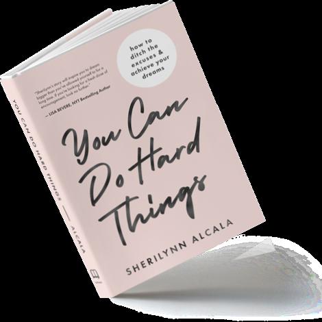 You Can Do Hard Things (Hardback)