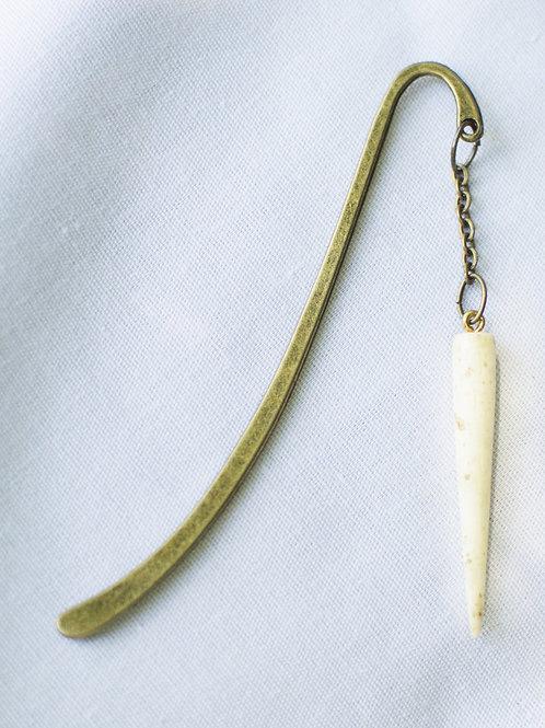 Small Beaded Bookmark