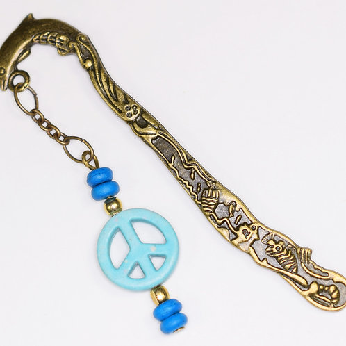 SOLD!! - Small Beaded Bookmark