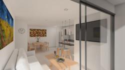 Sala-comedor-cocina B4