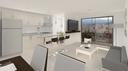 Cocina-sala B1