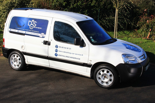 Habillage véhicule Detailing Car Service