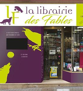 Réalisations La Librairie des Fables