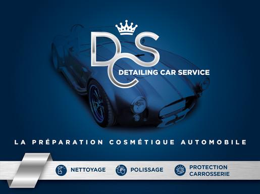 Visuel Clé Detailing Car Service