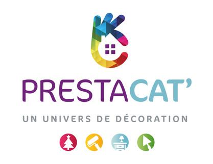 Logo PrestaCat avec pictos