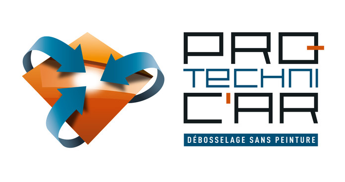 Logotype vertical Pro Technic'Ar