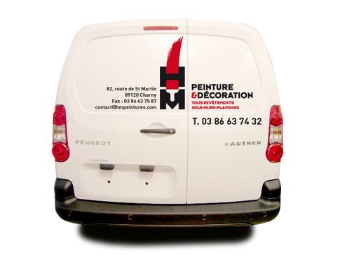 Habillage Partner Michel Horth