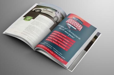 Parution Magazine du Circuit des Ecuyers Max Street Concept