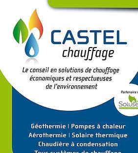 Réalisations Castel Chauffage