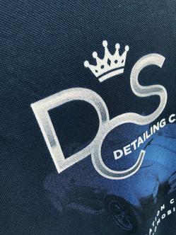 Marquage textile Detailing Car Service Femme