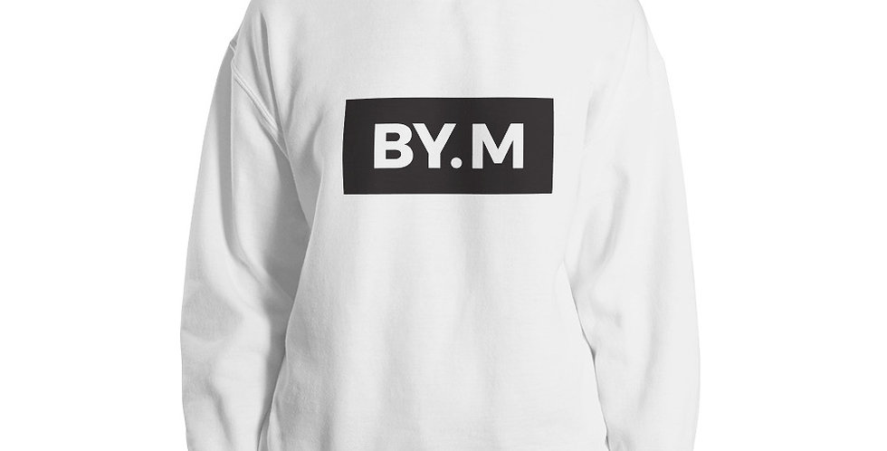 White sweater BY.M block