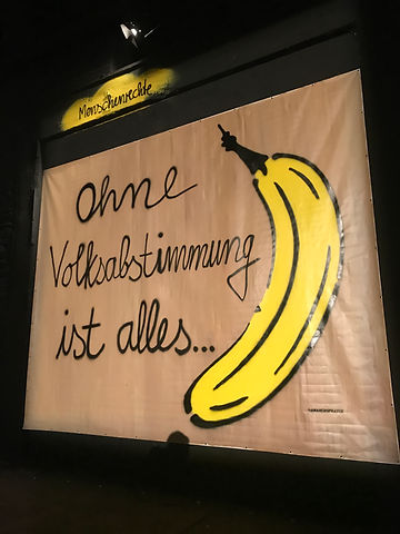 Thomas Baumgärtel Bananensprayer