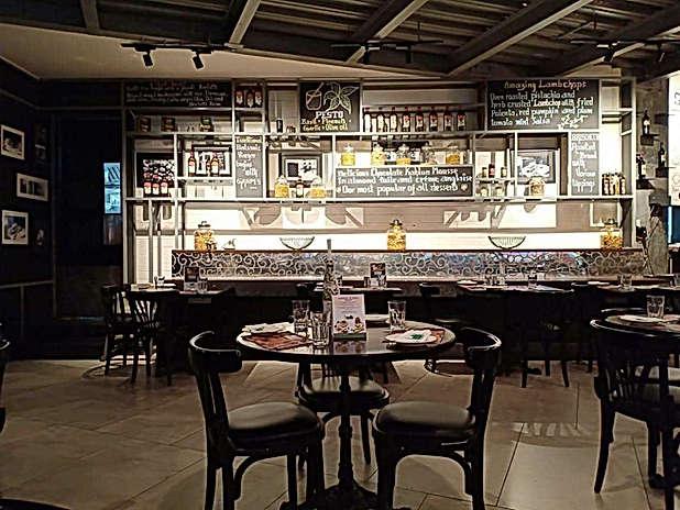 Toscano - Restaurant Lighting By Lumin E
